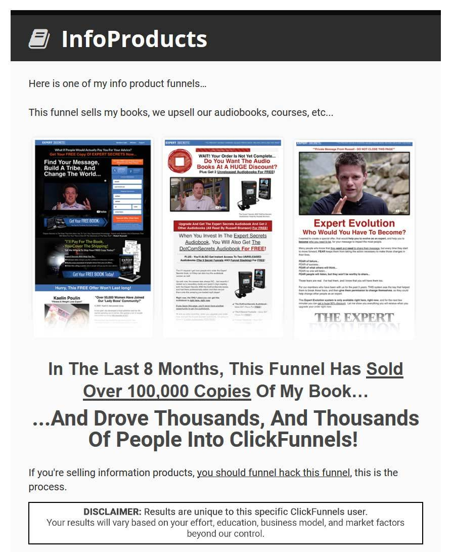 clickfunnels for marketers